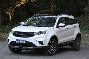 Ford Territory terá dificuldade no nosso mercado por ser fabricado na China?