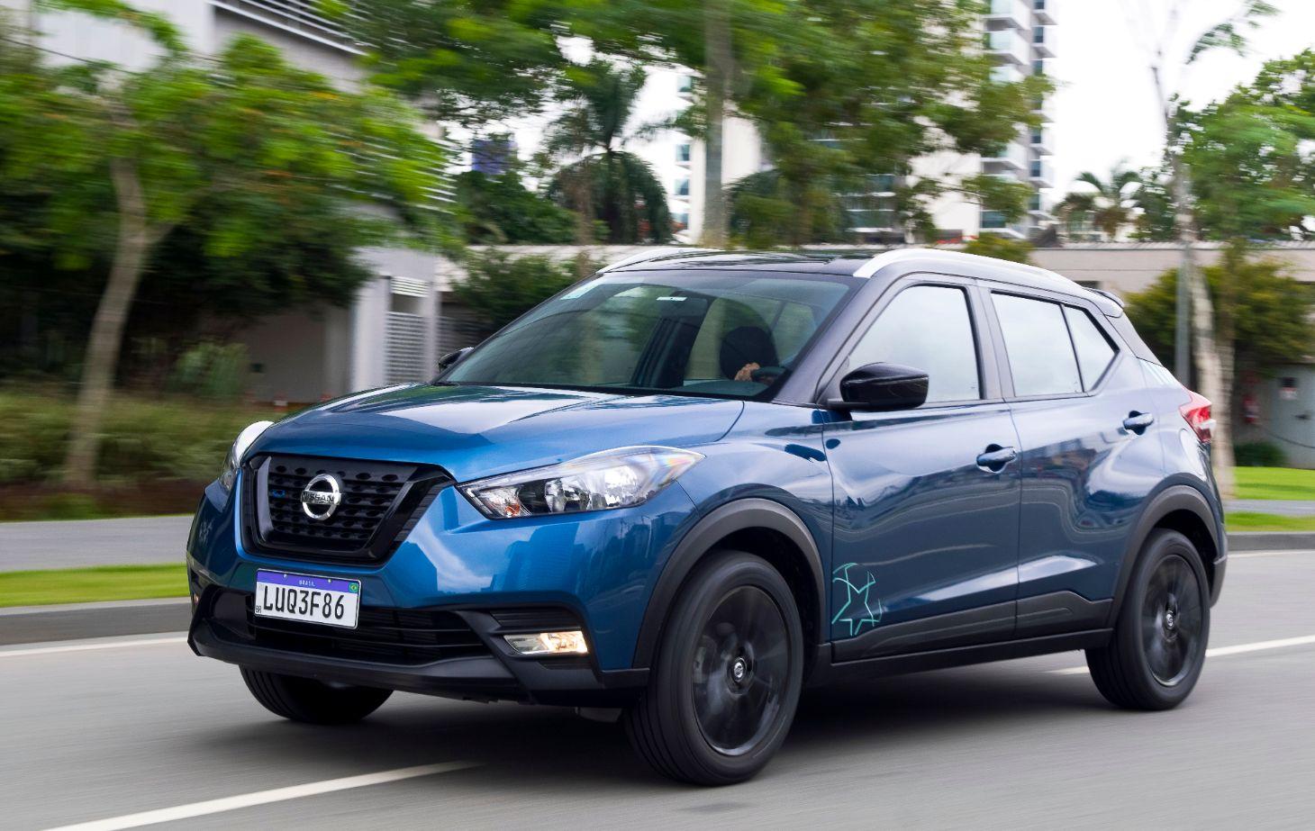 Nissan Kicks Uefa Volta A Ser Oferecido Confira Preco