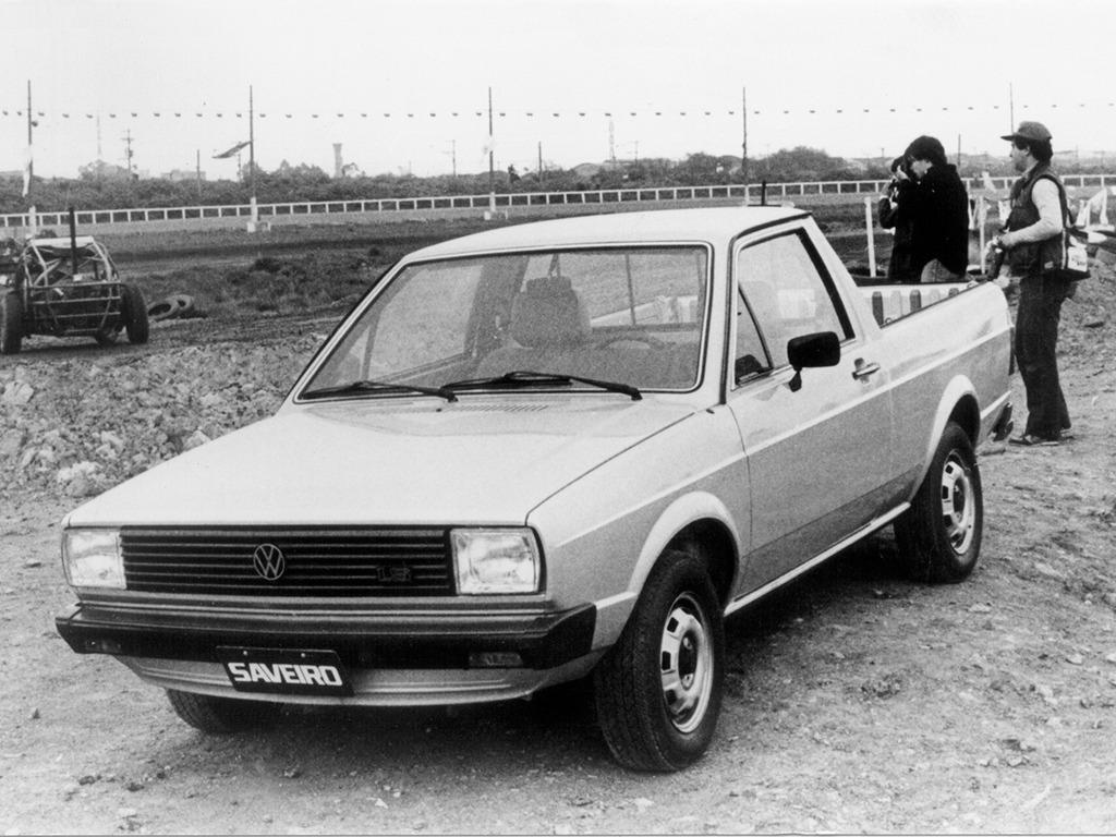 volkswagen saveiro 83 87