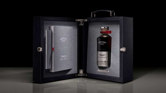 estojo black bowmore db5