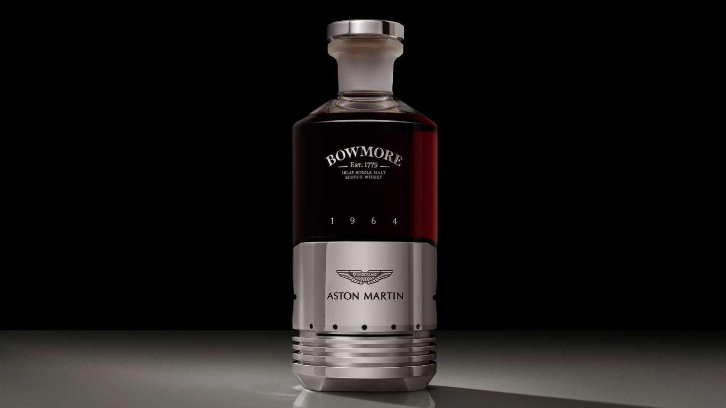 garrafa bowmore db5