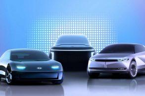 Hyundai lança Ioniq, submarca de carros elétricos, com 3 novos modelos
