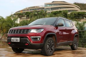 jeep compass trailhawk diesel 4x4 frente