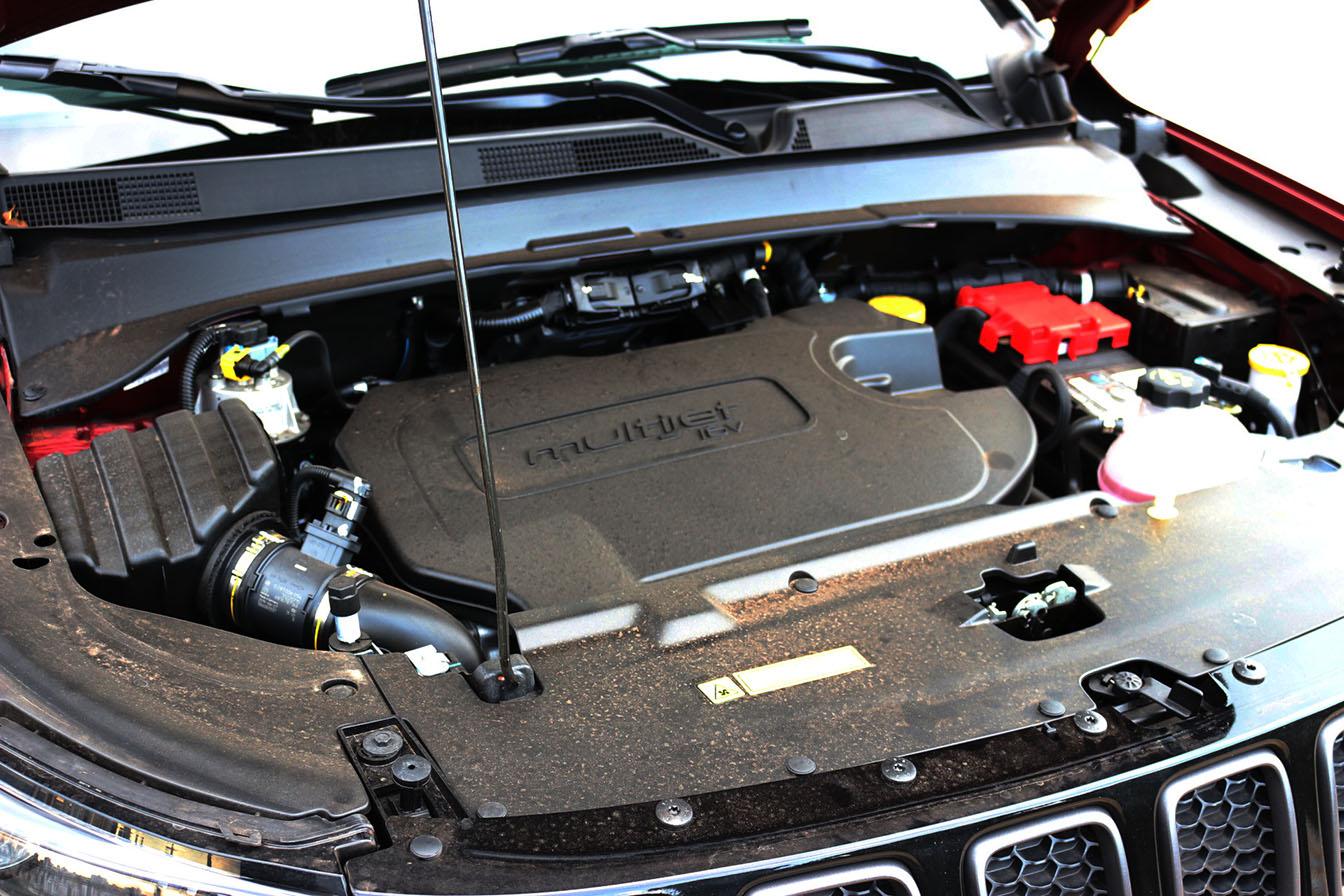 jeep compass trailhawk diesel 4x4 motor
