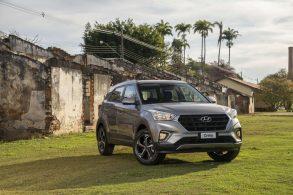 Hyundai Creta chega à marca de 200 mil unidades produzidas no Brasil