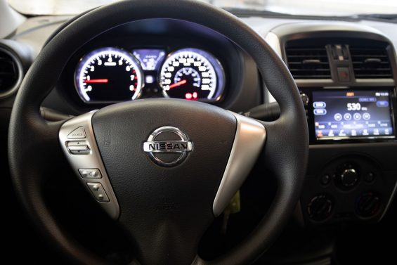 nissan v drive painel