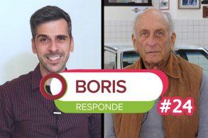 Boris Responde #24 | Airbag pode matar? Potência aumenta com a nova gasolina?