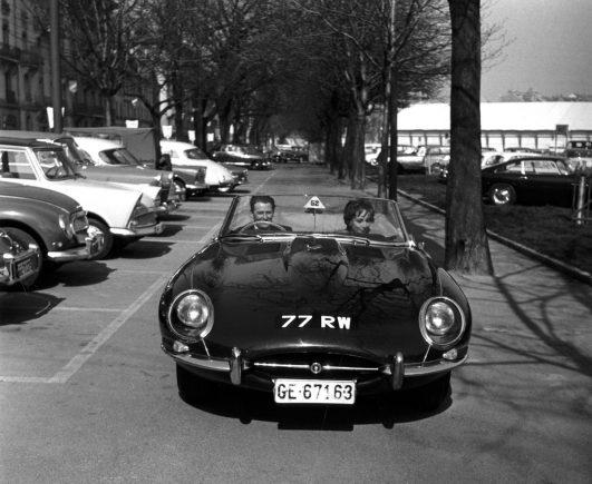 jaguar e type 1961 genebranormandewis