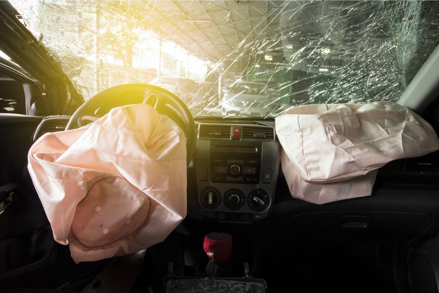 airbags takata nitrato amonia explosivo carro automovei recall brasil