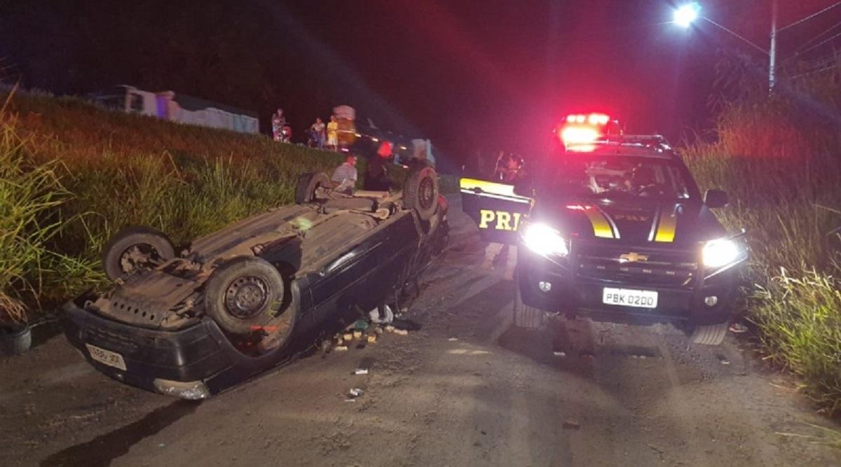 acidente de transito em rodovia do espirito santo brasil