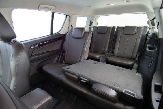 interior chevrolet trailblazer 2021