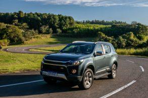 Chevrolet Trailblazer 2021 chega em setembro com mudanças da S10