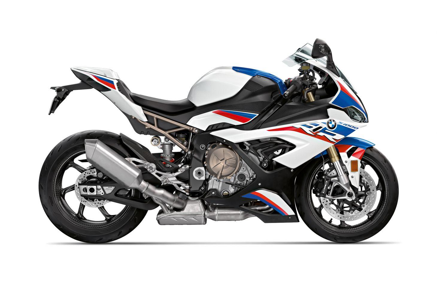 Motor da BMW S1000 RR 2020