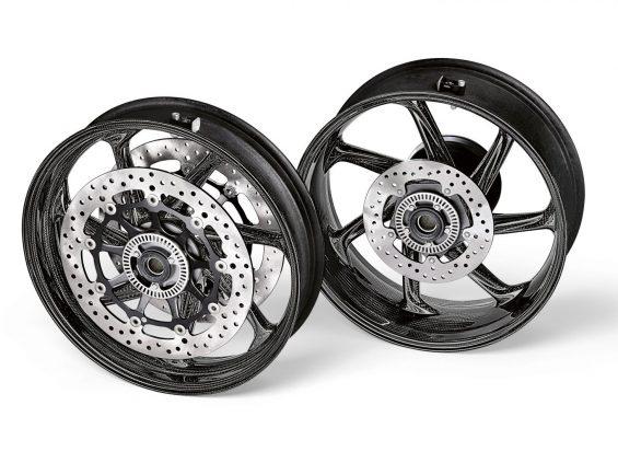 rodas da BMW S1000 RR 2020