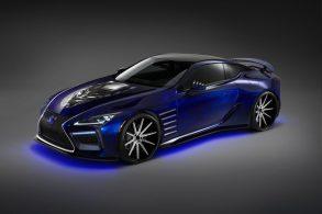 Carro do Pantera Negra: conheça o futurista Lexus LC 500