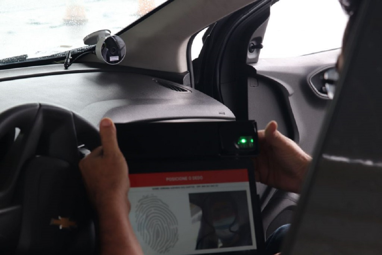 telemetria camera filmando exame pratico de direcao foto detran amazonas 1
