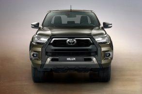 Reestilizada e mais potente, nova Toyota Hilux chega breve no Brasil