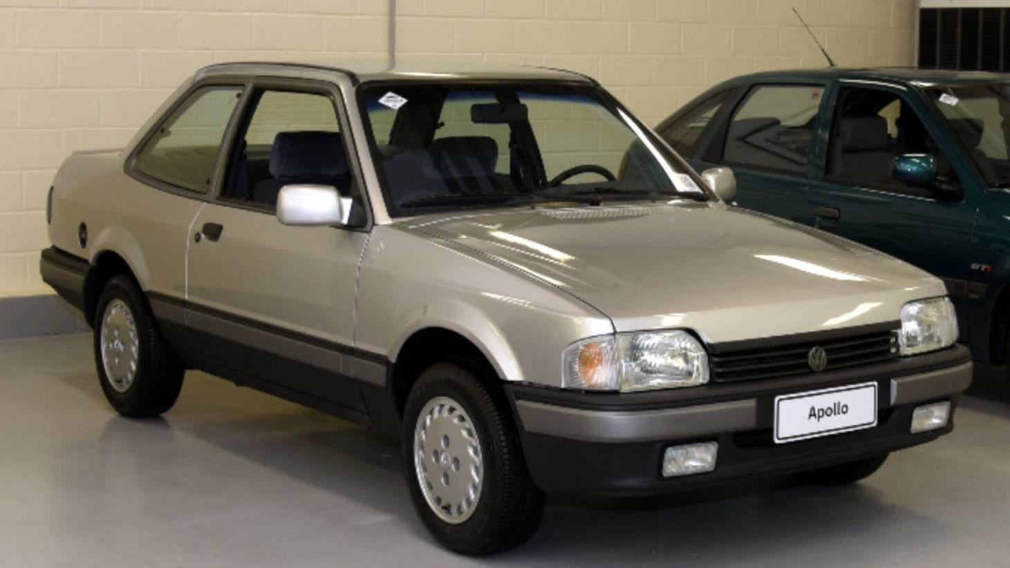 vw apollo 1990