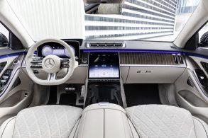 Novo Mercedes Benz Classe S é repleto de tecnologias: conheça 5 delas