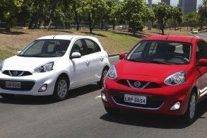 E as peças de reposição para o Nissan March, que acabou de sair de linha no Brasil?