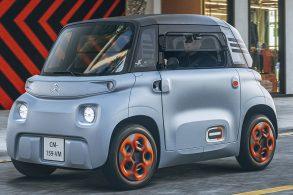 Citroën desenvolve carro para adolescentes de 14 anos dirigirem