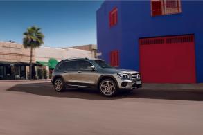 Mercedes GLB: preço, motorização e detalhes do SUV de 7 lugares
