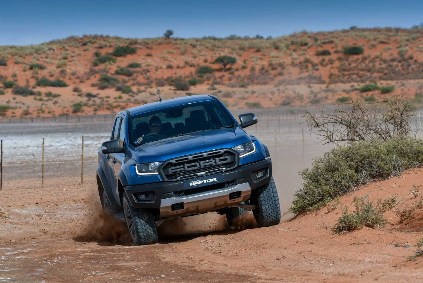 picape ford ranger raptor