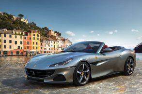 Ferrari Portofino M é revelado: confira detalhes do conversível