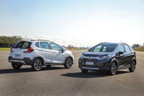 Honda WR-V 2021 ganha nova versão de entrada, retoques visuais e mais segurança