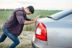 Tem como 'dar tranco' no carro com câmbio CVT?