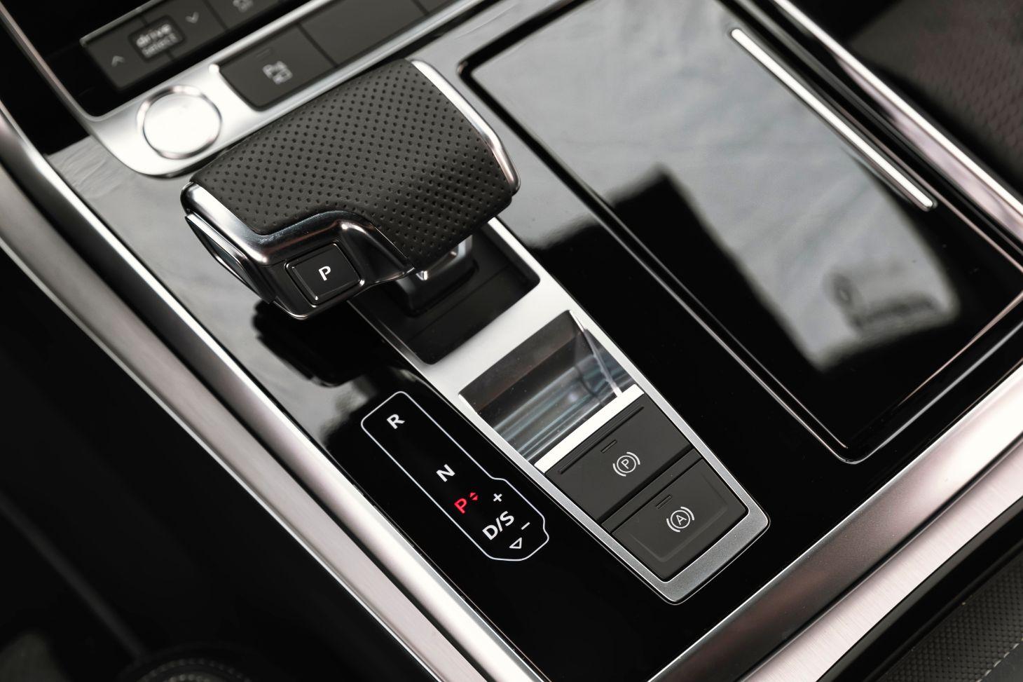 cambio automatico de 8 velocidades do audi q7 2021