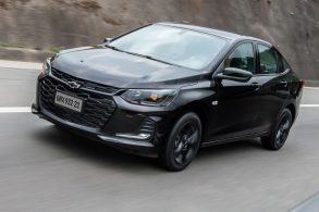 Os carros mais vendidos do Brasil em novembro de 2020