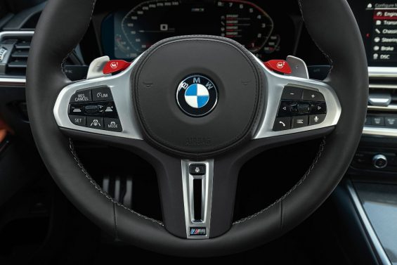 volante do bmw m3 seda