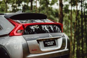 Mitsubishi é reestilizado e perde a traseira mais feia do mundo