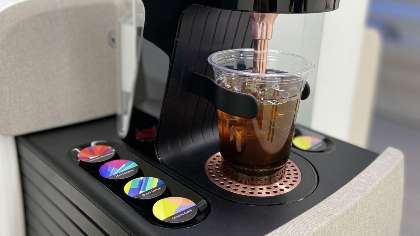 carros do futuro bebidas a bordo do hyundai ionic