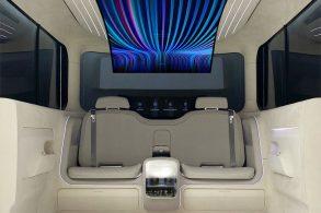 Carros do futuro servirão bebidas e terão interior autolimpante
