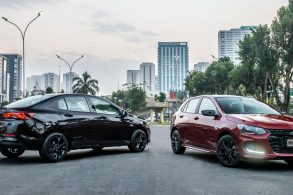 Novos Onix: Hatch RS e Plus Midnight