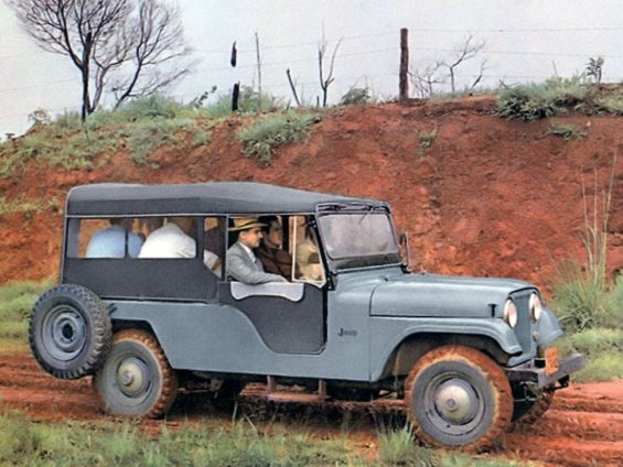 jeep willys universal 2