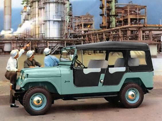 jeep willys universal