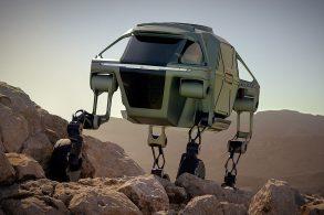 Hyundai vai desenvolver carro com pernas, como o do filme Star Wars