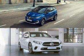 Renault e Mercedes-Benz com o mesmo motor?