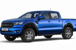 Ford Ranger ganha acessórios originais baseados na versão Storm