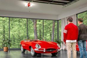 Ferrari de 'Curtindo a Vida Adoidado' vira Jaguar em 'remake'