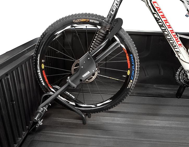truckbedracks suporte para bicicleta dentro da cacamba