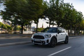 Mini apresenta nova geração 2021 do hatch Countryman