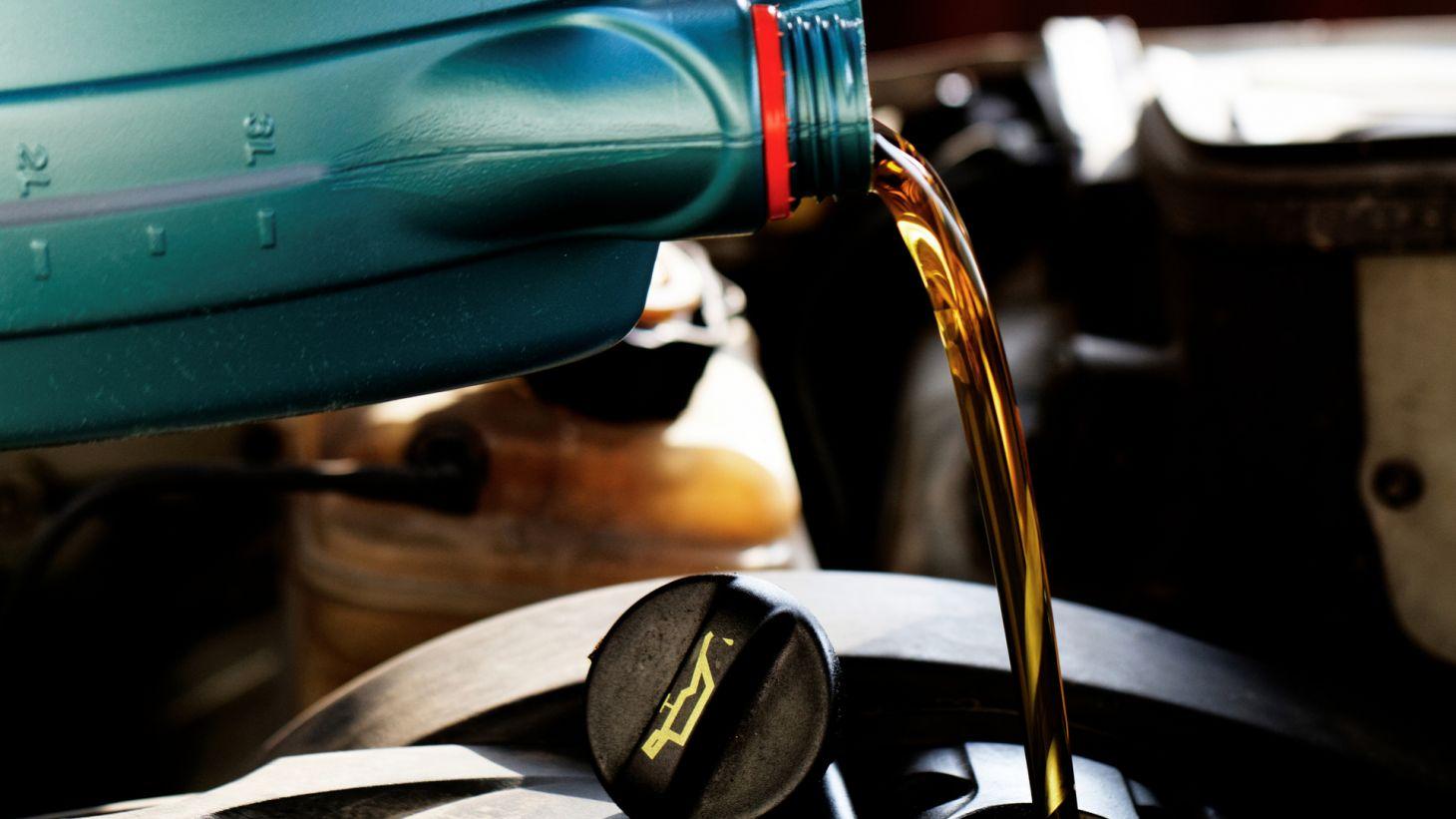 embalagem oleo motor carro troca tampa reservatorio fluido