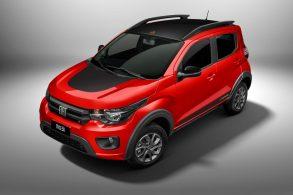 Fiat Mobi 2021 tem versão Trekking e preços a partir de R$ 38.990