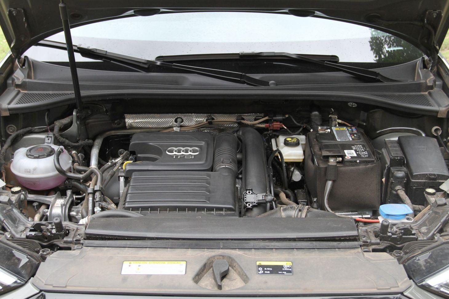 novo audi q3 motor tfsi