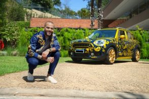 Finalmente, Daniel Alves vende seu Mini Countryman