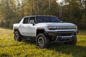 GM apresenta picape elétrica de 1.000 cv, a Hummer EV